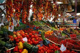 mercato alimentare