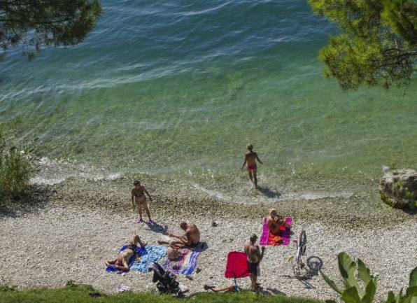 Spiaggia Rivalunga Bardolino